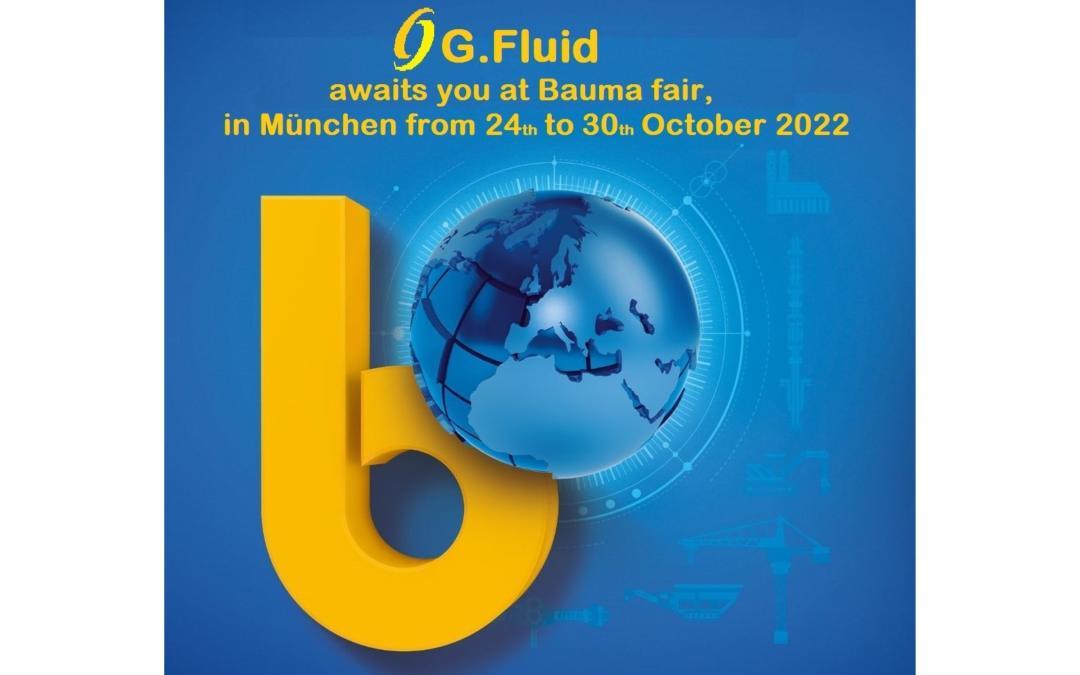 Bauma fair in München
